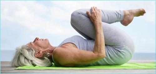Yoga mod stress Workshop